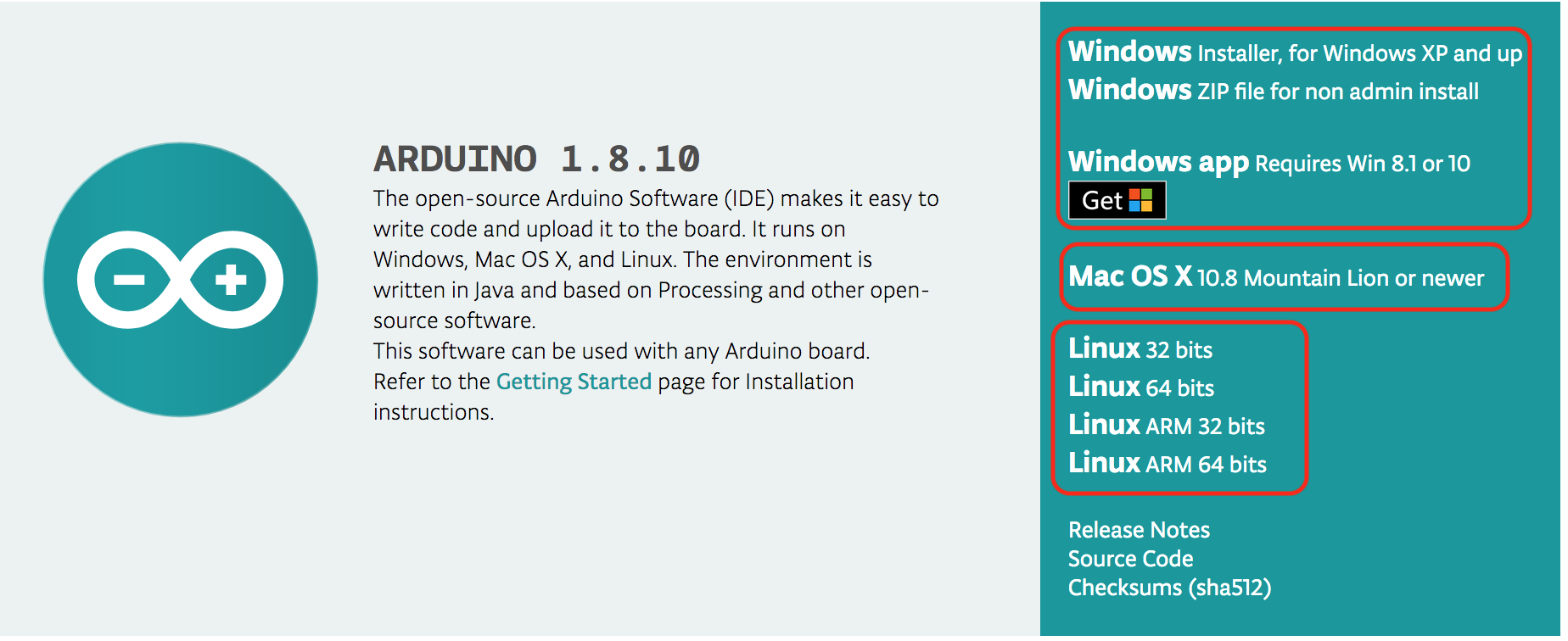 Arduino Software IDE